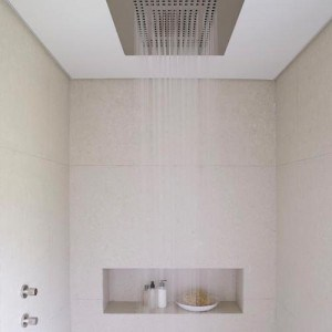 Badkamerverf waterafstotend en schimmelwerend maken vochtbestrijdingsmiddelen - Waterafstotend badkamer ...