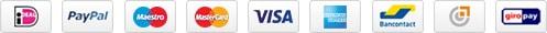 betaalmethoden klantenservice