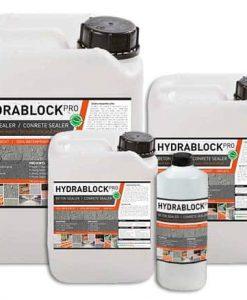 Hydrablock Pro, beton impregneermiddel, steen impregneermiddel