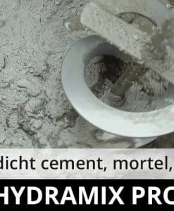 Hydramix Pro - waterdicht cement mortel specie