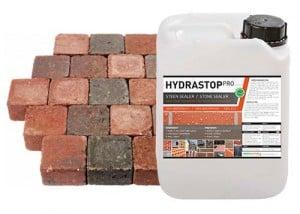 Hydrastop - impregneermiddel steen toepassingen