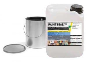 Paintseal Pro impregneermiddel - verf beits toepassingen