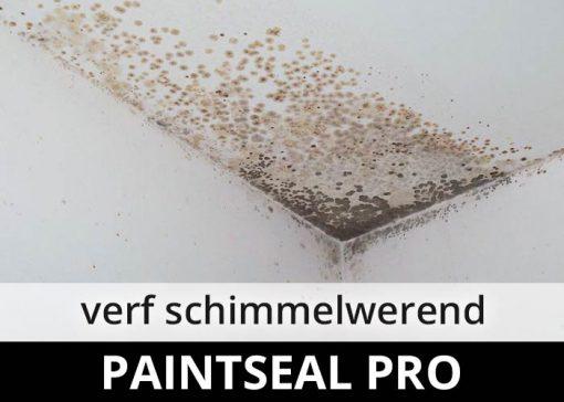 Paintseal Pro - elke verf schimmelwerend