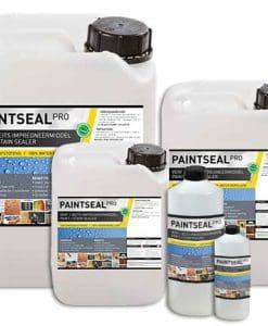 Paintseal Pro, impregneermiddel verf, impregneermiddel beits, verf waterafstotend, verf waterdicht, verf schimmelwerend
