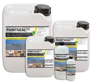 Paintseal Pro - impregneermiddel verf beits waterafstotend waterdicht schimmelwerend