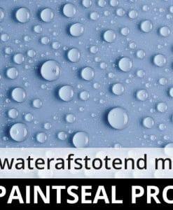 Paintseal Pro - verf waterafstotend maken
