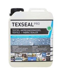 Texseal Pro, Textiel impregneermiddel, DWR, textiel impregneren, Textiel waterdicht maken, Ja impregneren
