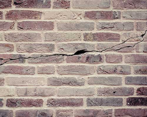 vochtige muren gevel vochtplekken