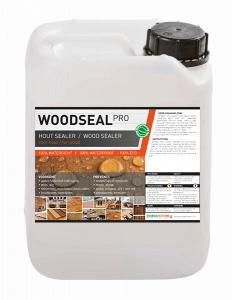 Woodseal Pro impregneermiddel - hout behandelen impregneren waterdicht maken